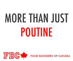 Member of The Food Bloggers of Canada