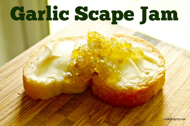 Garlic Scape Jam