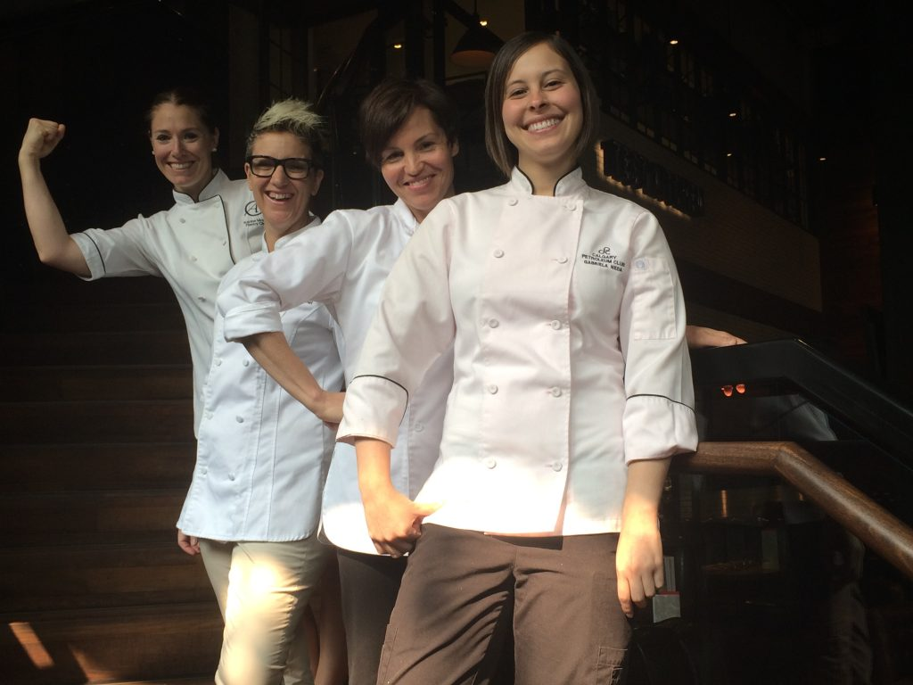 The Women of Top Chef Canada