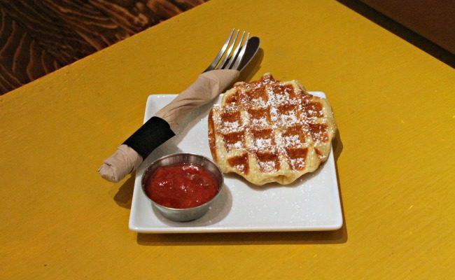 greenhorn cafe waffle