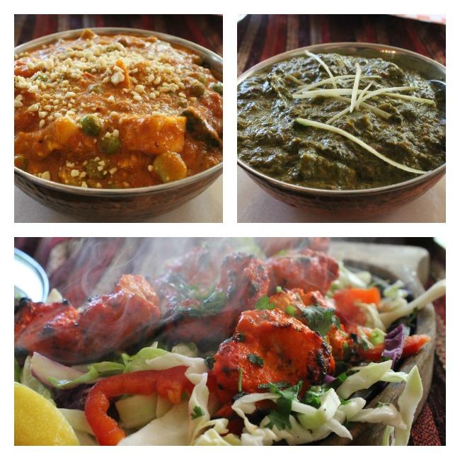 sizzling tandoor curries