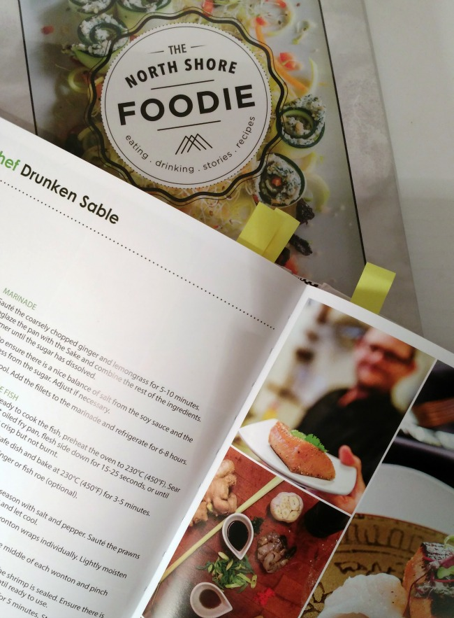 the north shore foodie cookbook
