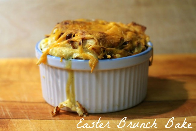 easter brunch bake
