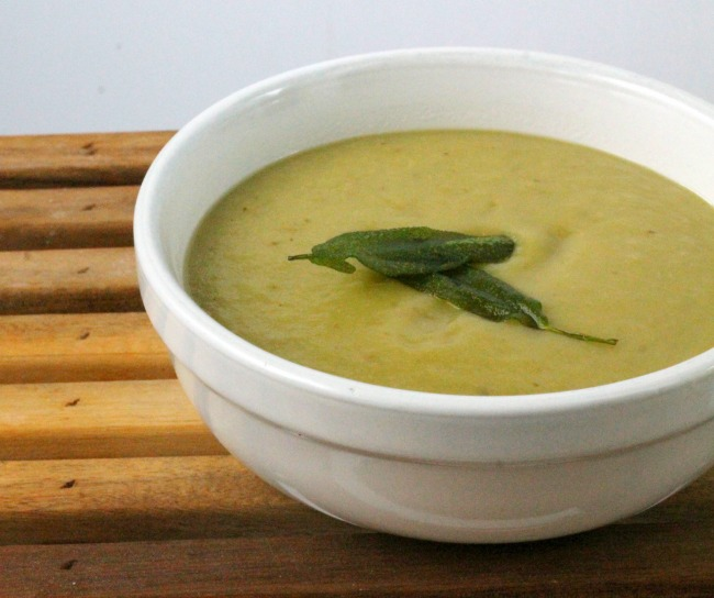 potato and leek soup recipe Archives - Cooking By Laptop