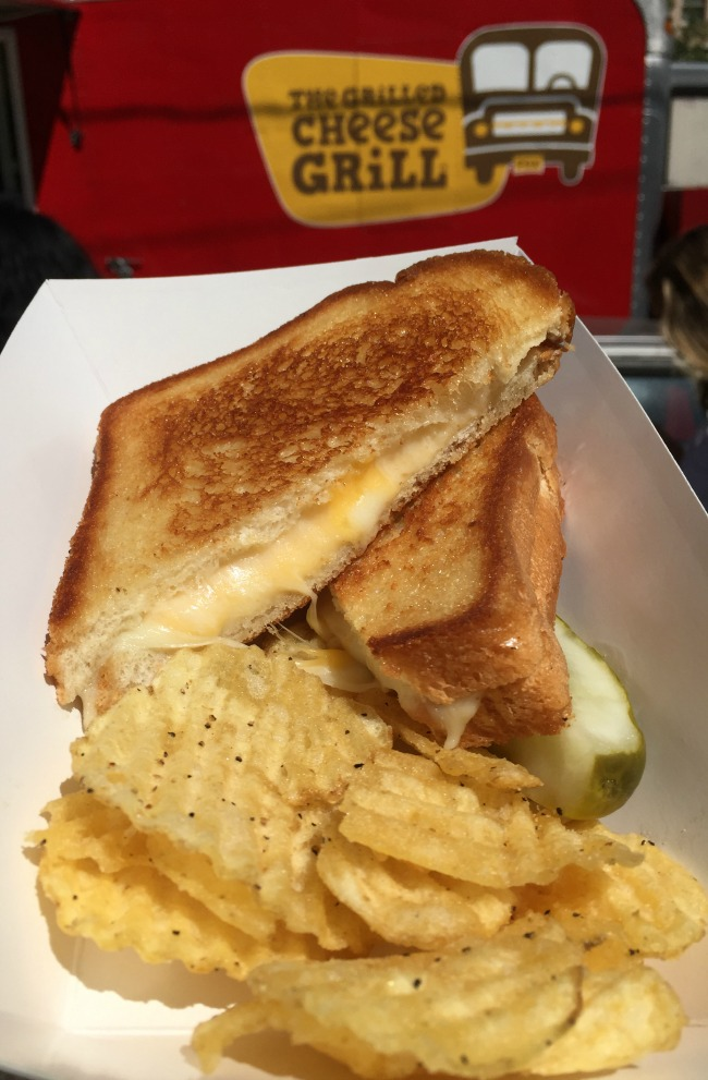 the grilled cheese grill portland food truck