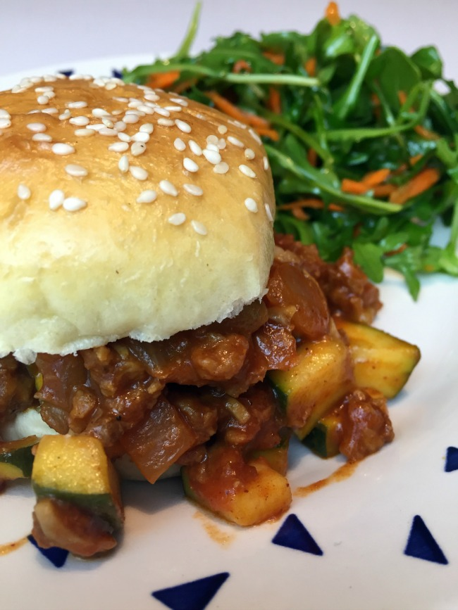 veggie sloppy joes hello fresh