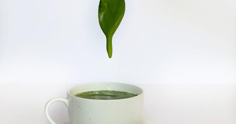 Cloud Matcha Tea