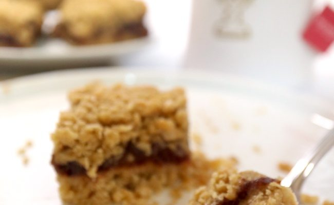 My Mom's Date Squares