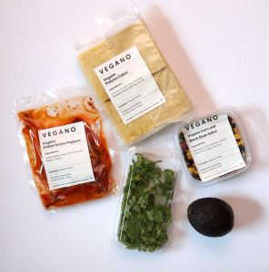 Vegano Good Natured Packaging