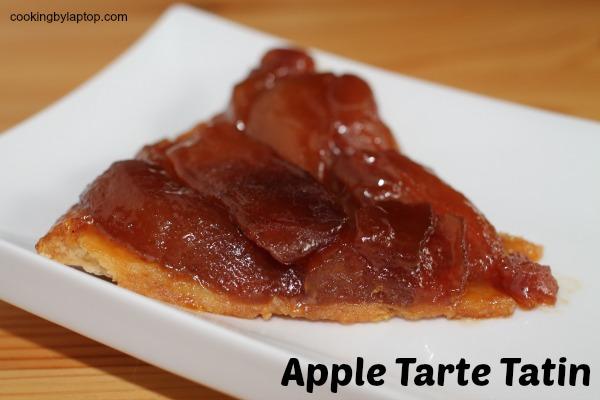 Julia Child's Apple Tarte Tatin