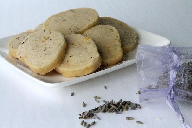 lemon-lavender-shortbread-cookies-vegan