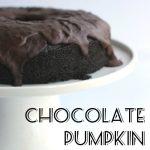 Chocolate Pumpkin Beer Cake Vegan