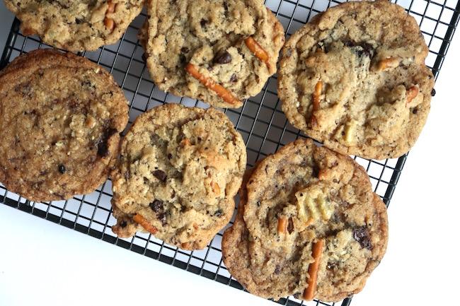 Compost cookies MilkBar Vegan