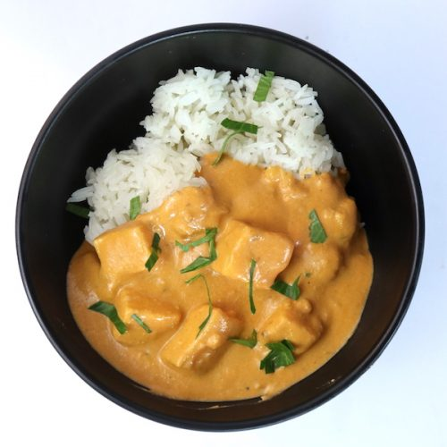 Vegan Butter Tofu