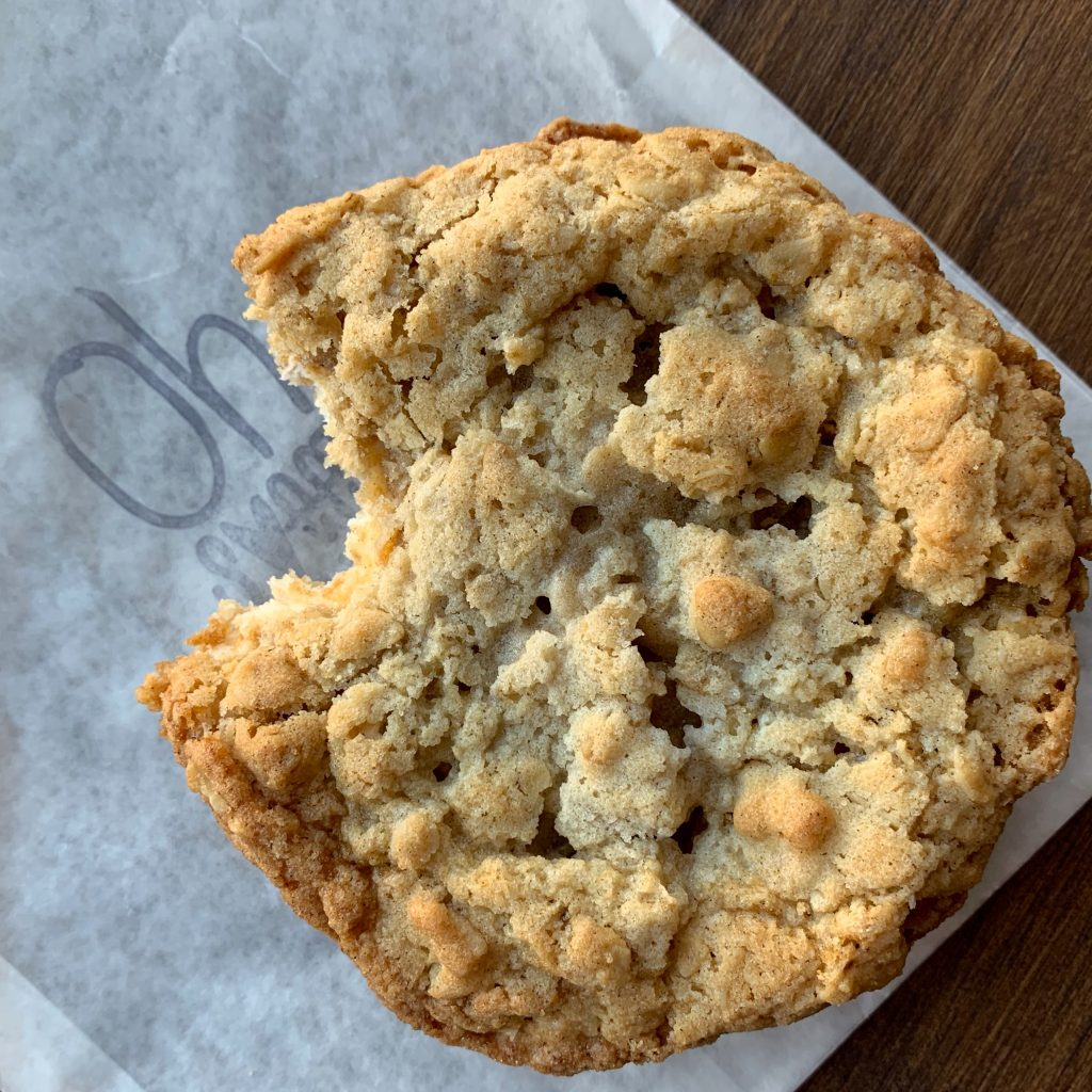 Oatmeal Sandwich Cookie Oh Sweet Day