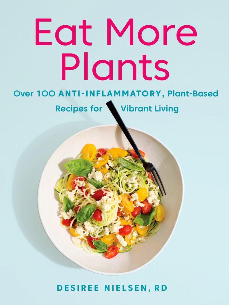 Cookbook Review: Eat More Plants