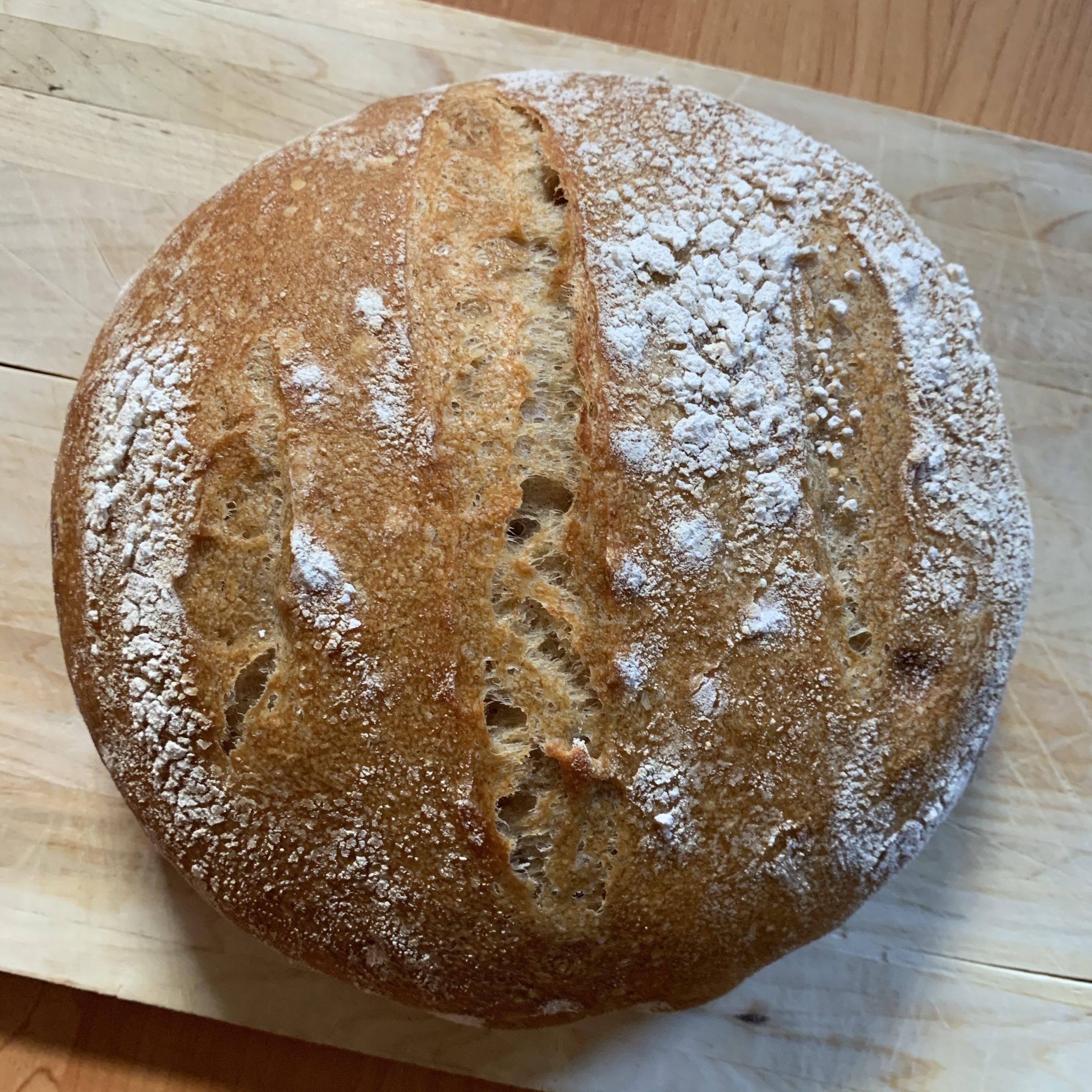 Sourdough Bread for the Apocalypse