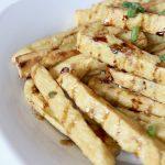 Chickpea Fries Airfyer