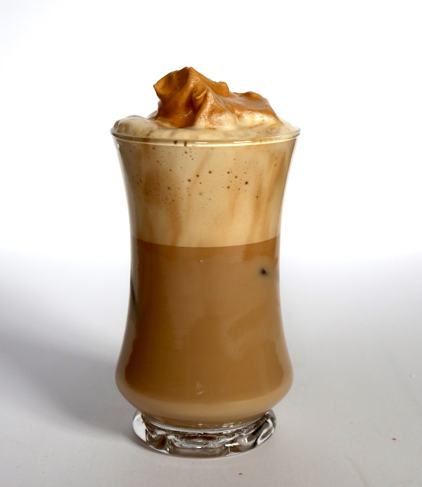 Cloud Coffee (Dalgona Coffee)