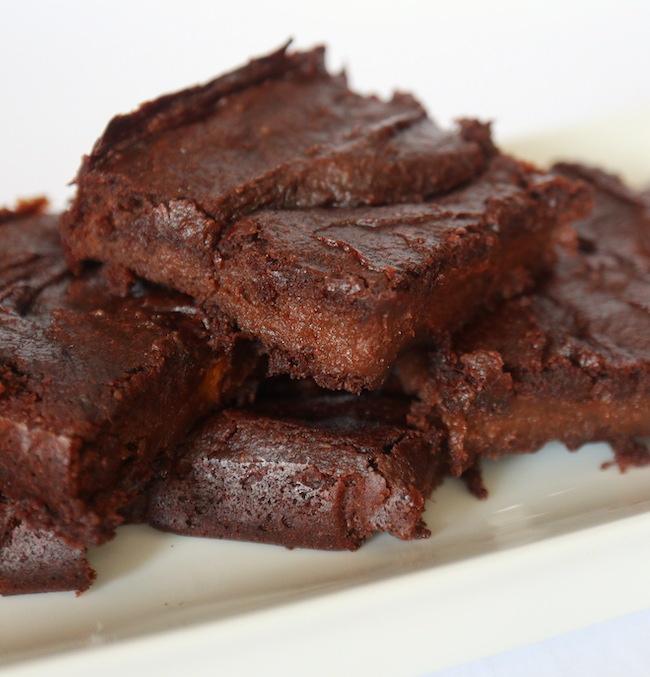 Harissa Brownies {Vegan, Gluten-Free}