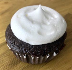 Wacky Cake Cupcake