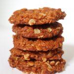 Anzac Biscuits Vegan