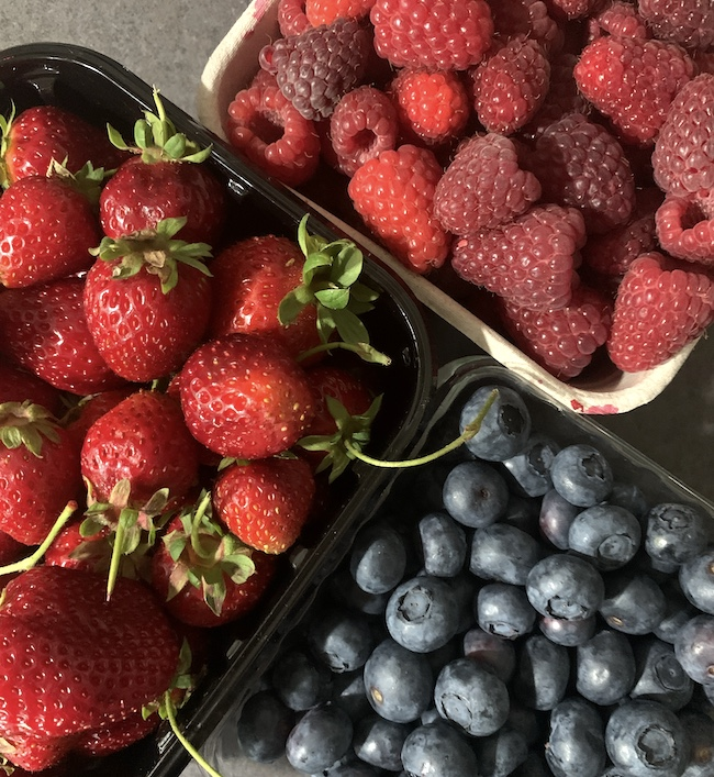BC Blueberries