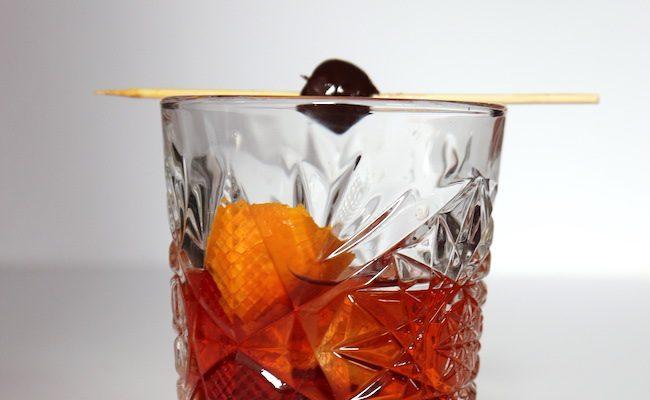 Boulevardier Cocktail