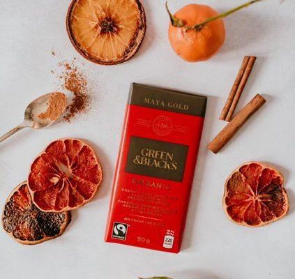 Vegan Chocolate Graze Board for Valentine's Day
