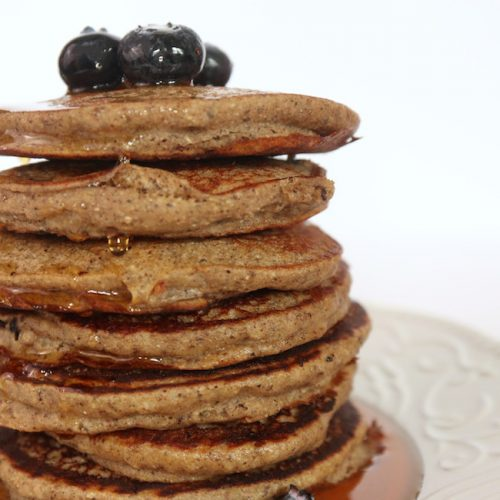 Vegan Glutenfree pancakes