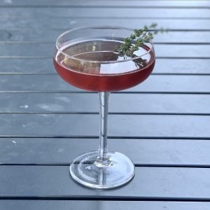 Marianne Cocktail Wolf & Grouse